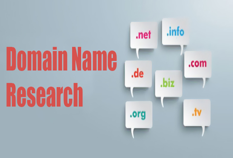 Domain-Name-Research